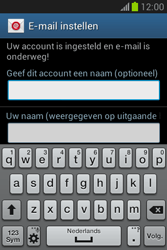 Samsung Galaxy Fame Lite (S6790) - E-mail - Account instellen (IMAP met SMTP-verificatie) - Stap 21