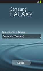 Samsung Galaxy S2 - Premiers pas - Créer un compte - Étape 2