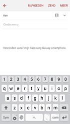 Samsung Galaxy J3 (2016 (J320) - E-mail - e-mail versturen - Stap 4