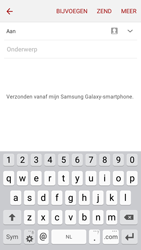 Samsung J320 Galaxy J3 (2016) - E-mail - hoe te versturen - Stap 5