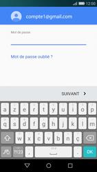 Huawei P8 Lite - E-mails - Ajouter ou modifier votre compte Gmail - Étape 12