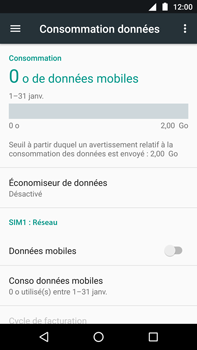 Motorola Moto Z Play - Internet - Désactiver les données mobiles - Étape 7
