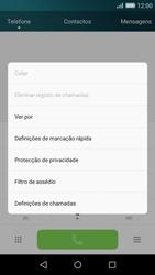 Huawei P8 Lite - Chamadas - Bloquear chamadas de um número -  4