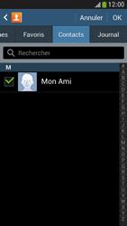 Samsung Galaxy S4 Mini - Contact, Appels, SMS/MMS - Envoyer un SMS - Étape 8