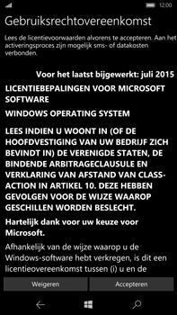 Microsoft Lumia 950 XL - Toestel - Toestel activeren - Stap 9