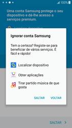 Samsung Galaxy J5 - Primeiros passos - Como ligar o telemóvel pela primeira vez -  13