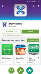 Samsung A3 (2016) - Applications - MyProximus - Étape 10