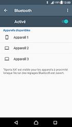 Sony Xperia XA - Android Nougat - WiFi et Bluetooth - Jumeler votre téléphone avec un accessoire bluetooth - Étape 6