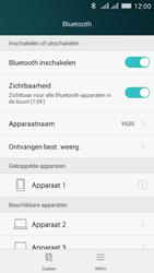 Huawei Y635 Dual SIM - WiFi en Bluetooth - Bluetooth koppelen - Stap 7