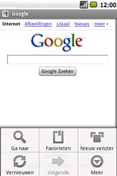 Samsung I5700 Galaxy Spica - Internet - Internetten - Stap 7