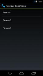 Acer Liquid Jade Z - Réseau - Utilisation à l
