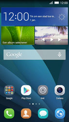 Huawei Y635 Dual SIM - Applicaties - MyProximus - Stap 1