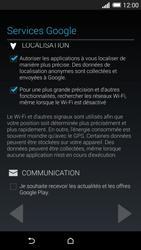 HTC Desire 820 - Premiers pas - Créer un compte - Étape 16
