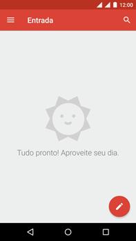 Motorola Moto X Play - Email - Como configurar seu celular para receber e enviar e-mails - Etapa 5