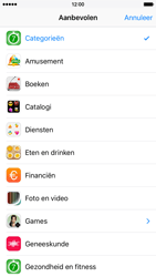 Apple iPhone 6 iOS 9 - Applicaties - Downloaden - Stap 4
