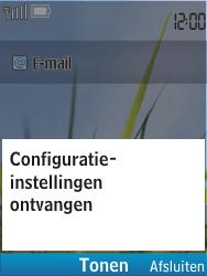 Nokia C2-01 - Internet - automatisch instellen - Stap 3
