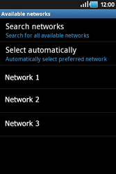 Samsung S5830 Galaxy Ace - Network - Usage across the border - Step 8