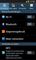 Samsung I8200N Galaxy S III Mini VE - Bluetooth - Aanzetten - Stap 3