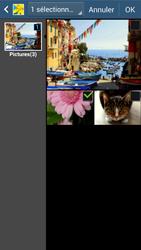 Samsung G386F Galaxy Core LTE - E-mail - envoyer un e-mail - Étape 15