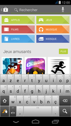 Acer Liquid Jade - Applications - MyProximus - Étape 5