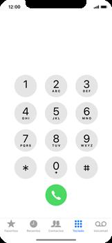 Apple iPhone X - SMS - Como configurar o centro de mensagens -  3