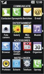 LG GD510 Pop - Internet - Hoe te internetten - Stap 2