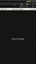 HTC One S - E-mails - Envoyer un e-mail - Étape 4