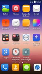 Huawei Y625 - E-mail - Handmatig instellen - Stap 3