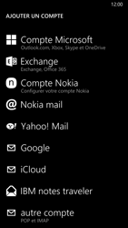 Nokia Lumia 830 - E-mail - Configuration manuelle - Étape 6