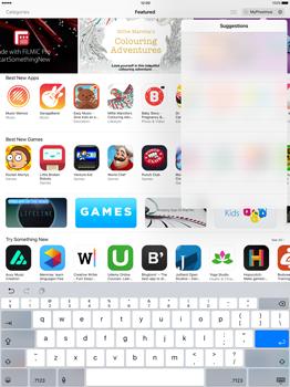 Apple iPad Pro 12.9 (1st gen) - iOS 9 - Applications - MyProximus - Step 5