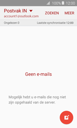 Samsung Galaxy J1 (2016) - E-mail - handmatig instellen (outlook) - Stap 7