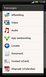 HTC T328e Desire X - E-mail - hoe te versturen - Stap 10