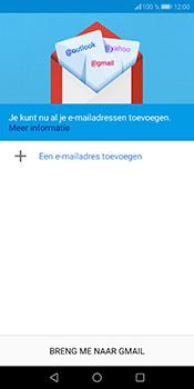 Huawei P Smart - E-mail - Handmatig instellen (gmail) - Stap 5