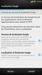 HTC One - Premiers pas - Créer un compte - Étape 7