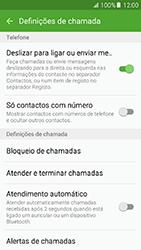 Samsung Galaxy A5 (2016) (A510F) - Chamadas - Bloquear chamadas de um número -  6