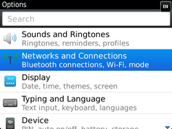 BlackBerry 9720 Bold - Network - Usage across the border - Step 4