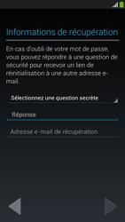 Samsung Galaxy S4 Mini - Premiers pas - Créer un compte - Étape 19
