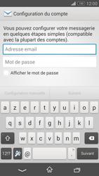 Sony Xperia Z3 Compact - E-mails - Ajouter ou modifier votre compte Outlook - Étape 5