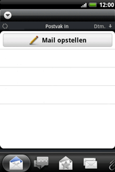 HTC A510e Wildfire S - E-mail - e-mail instellen: IMAP (aanbevolen) - Stap 4