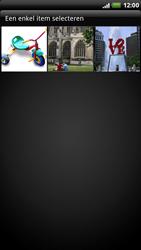 HTC X515m EVO 3D - MMS - afbeeldingen verzenden - Stap 10