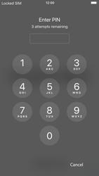 Apple iPhone 8 - Premiers pas - Créer un compte - Étape 5