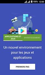 Alcatel U3 - Applications - Créer un compte - Étape 20