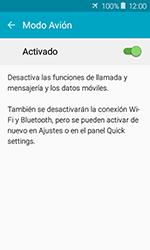 Samsung Galaxy J1 (2016) (J120) - Funciones básicas - Activar o desactivar el modo avión - Paso 6