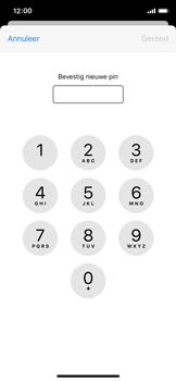 Apple iphone-11-pro-model-a2215 - Beveiliging en ouderlijk toezicht - Hoe wijzig ik mijn SIM PIN-code - Stap 10