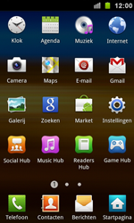 Samsung I9100 Galaxy S II - Bellen - in het buitenland - Stap 3