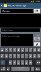 Samsung C105 Galaxy S IV Zoom LTE - MMS - envoi d'images - Étape 10