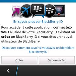 BlackBerry Q5 - Applications - Télécharger des applications - Étape 7