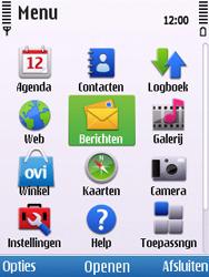 Nokia C5-00 - SMS - Handmatig instellen - Stap 3