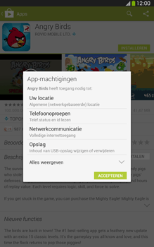 Samsung T315 Galaxy Tab 3 8-0 LTE - Applicaties - Downloaden - Stap 18