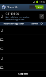 Samsung I9100 Galaxy S II - OS 4 ICS - Bluetooth - headset, carkit verbinding - Stap 7
